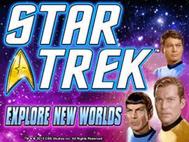 Star Trek Explore New Worlds Slot