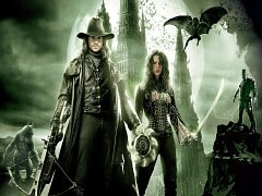 Which Casinos have the slot machine Van Helsing?