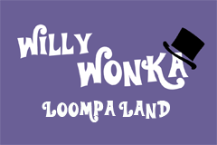 Willy Wonka Loompaland Slot