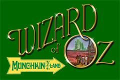 Wizard of Oz Munchkinland Slot