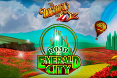 Wizard of Oz Road to Emerald City Slot