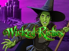 Wizard of Oz Wicked Riches Slot Machine