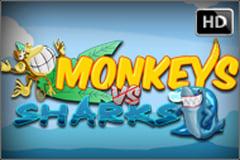 Monkeys VS Sharks