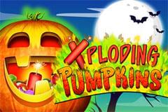 Xploding Pumpkins Slot Machine