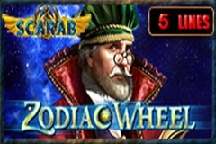 Zodiac Wheel Scarab Slot Game